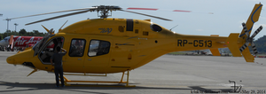 Helicopter 20140529 _ Bell 429 _ 3 by K4nK4n