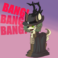 Bang Bang Bang by Serendipity-Kitty
