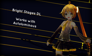 :MMD: [Download] Light Up Stages by YamiNeko-Kitty