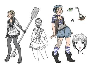 Sailor Charon Ref