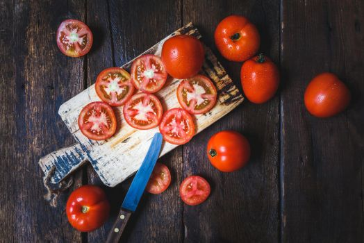 Red Tomatoes by ThaiThu