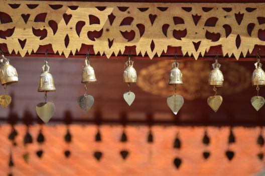 A row of bells by naomi-p