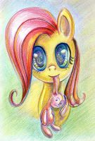 Filly Shy by Maytee