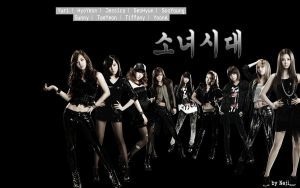 Simple SNSD's Run Devil Run by NishimoriNeji