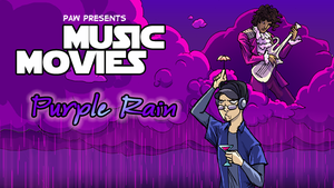 Music Movies- Purple Rain by Namingway