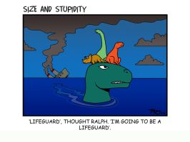 Lifeguard by Size-And-Stupidity