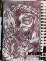 Pirates Life Sketch by AntonSterling