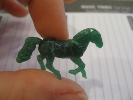 Really Tiny Horse WIP by Rebeccannoying