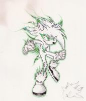 Phantom Shade Hedgehog by Super-Sonic-101