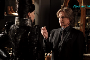 OUATSPOILER. Rumple making a deal by ulqui-nyanXD