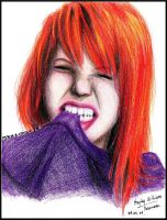 Request - Hayley Williams by Psych-a-otique
