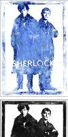 Sherlock Block Prints by Paperflower86