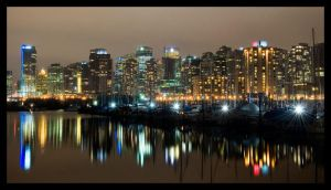 Vancouver nights II by AGuan