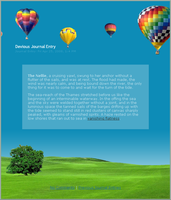 Fields Of - Journal CSS by jimmy-tm