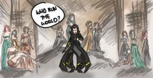 Who Run The World (Edited) by Violet1202