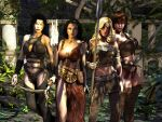 Amazons by SinisterMarauder