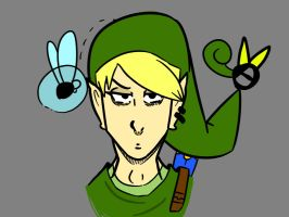 Its Mother F****** Link by DaedalusTheGreat