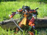 Pirate Bludgeon 2 by rodimus45