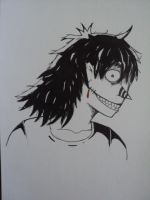 Laughing Jack portrait by jokerpack