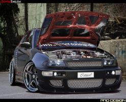 Opel Astra by CaponeDesign