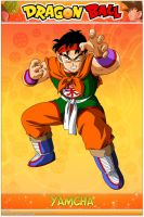 Dragon Ball - Yamcha 21st WMAT by DBCProject