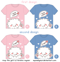 Final Mop T-shirt Designs by SqueakyToybox