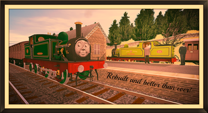 The New Whiff and Aerolite by Railroad-Workshops