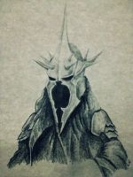 Witch-king of Angmar by Leissa84