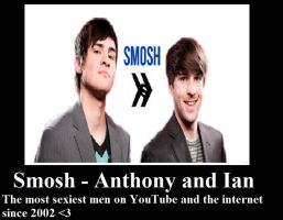 I love Smosh by Londonexpofan