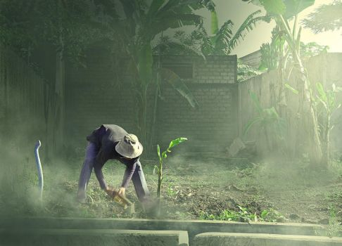 The Worker 2 by greatanin