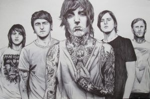 Bring Me The Horizon by youbesonicimtails
