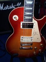 My Gibson Les Paul by The-Rover