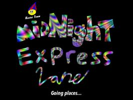 KT'S Midnight Express Lane Logo by CreativeArtist-Kenta