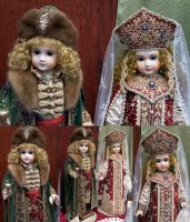 Doll Fair 2014 - Russian royals by Til-Til