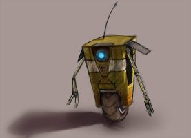 Claptrap by DarkFlame15