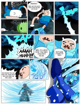 Adventure Time - Page 6 by Mgx0