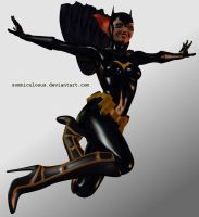 The Batgirl by somniculosus