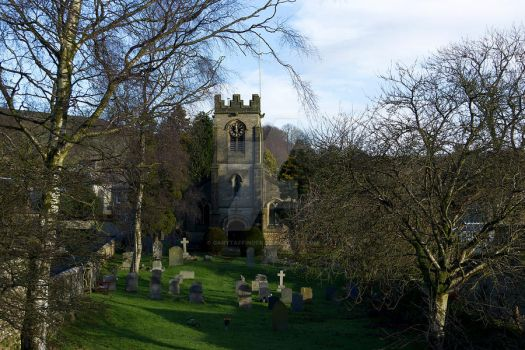 St Peters Church at Stainforth by GaryTaffinder