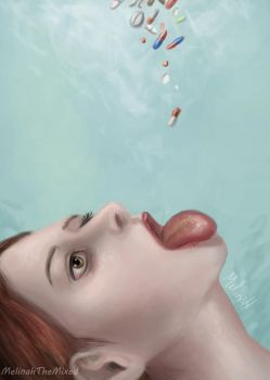 Pills (Luis Quiles) by MeLiNaHTheMixed