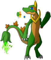 Palladia's New Ref Image by Squiggy13