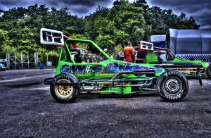 Superstox 67 Chris Roots @ Aldershot HDR by Petrol-Head-Images