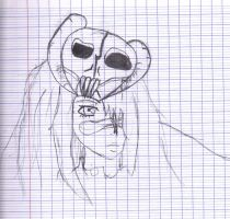 drawing at school (Nell) by Manuel-production