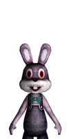 Robbie The Rabbit by Anna-Pendleton
