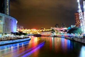 lights of the river2 by ivanwsd