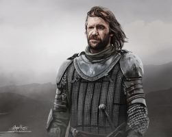 The Hound by OrjanHamre