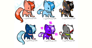 Awesome Collab Adopts! CHEAP!!! by superstel