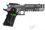 Smith and Wesson WASP by Retal19