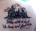 Potterhead tatty by Kiwi-chu