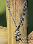 Fork Charm Necklace - SOLD by WitTea