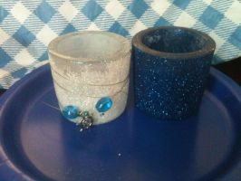 Candleholders by RosyAutumn